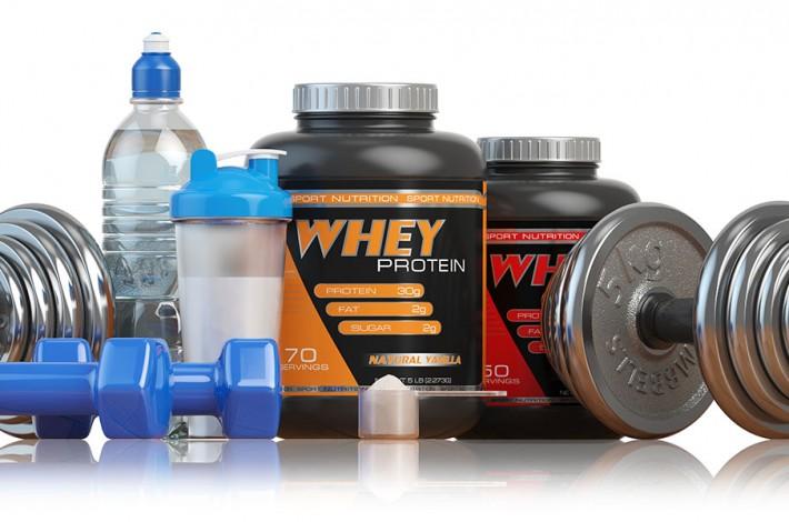 Odżywka białkowa – przyjaciel każdego siłacza