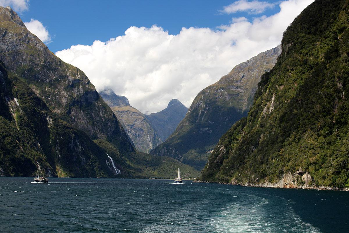 Milford Sound-Neuseeland